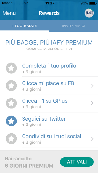 iOS-Badge